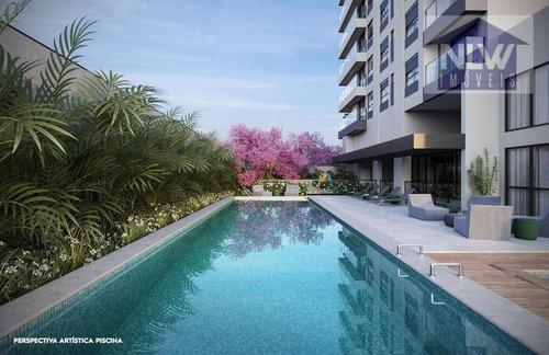 Apartamento Com 3 Dormitórios À Venda, 111 M² Por R$ 1.460.688,00 - Perdizes - São Paulo/sp - Ap1994