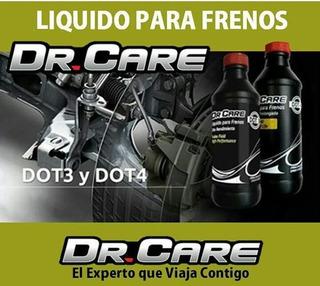 Liga De Frenos Dot 4 Dr Care 290 Ml