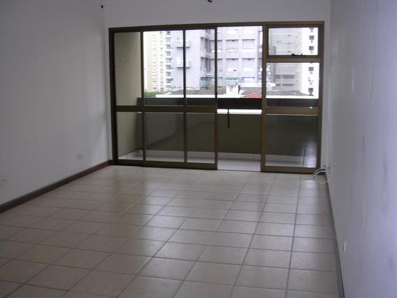 Apartamento Com 2 Dormitórios Para Alugar, 104 M² Por R$ 2.800/mês - Pompéia - Santos/sp - Ap16076