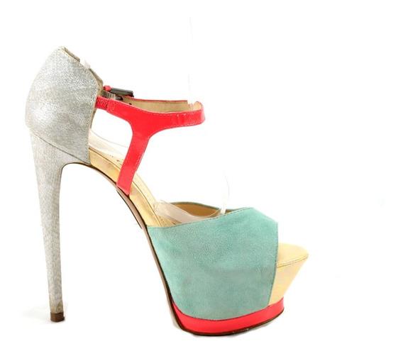 Zapatos Color Azul Boutique 9
