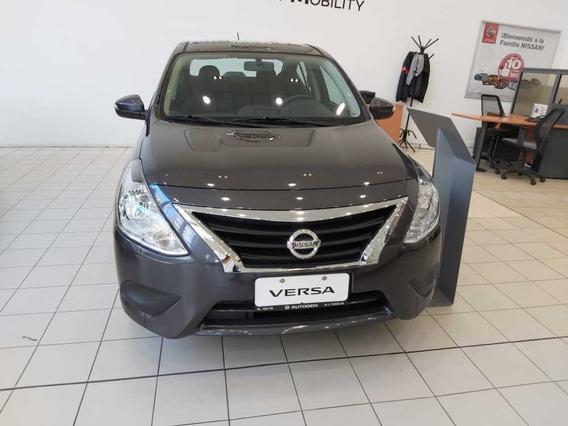 Nissan Versa Sense Mt 2020 Concesionario Oficial