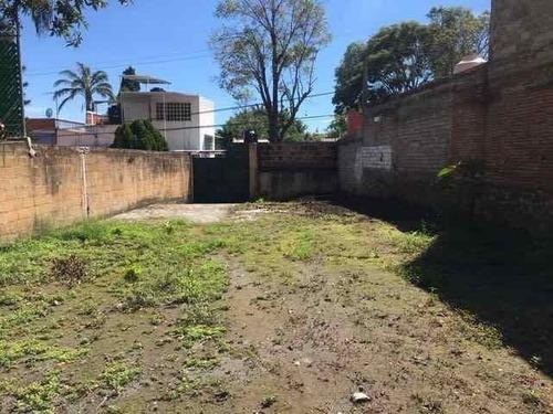 Terreno Urbano En Pueblo Tetela Del Monte / Cuernavaca - Est-105-tu