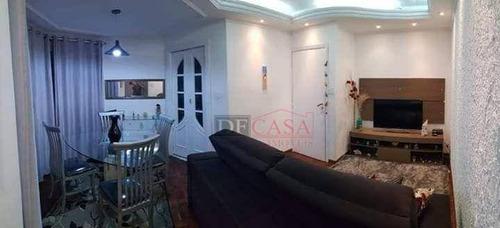 Imagem 1 de 20 de Oportunidade Apartamento Com 2 Dormitórios À Venda, 74 M² Por R$ 390.000 - Vila Bela - São Paulo/sp - Ap5509