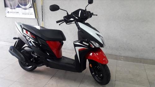 Yamaha Xc115b Ray Zr, Excelente Estado- Palermo Bikes