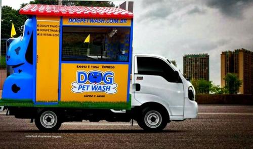 Imagem 1 de 10 de Dogpetwash  Quiosque