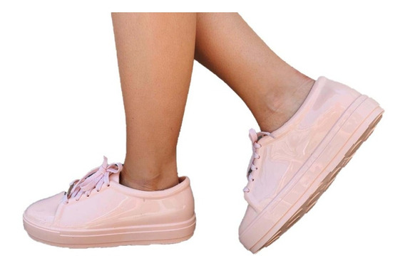 Zapatillas De Lluvia - Super Cancheras - Nuevas! En Caja