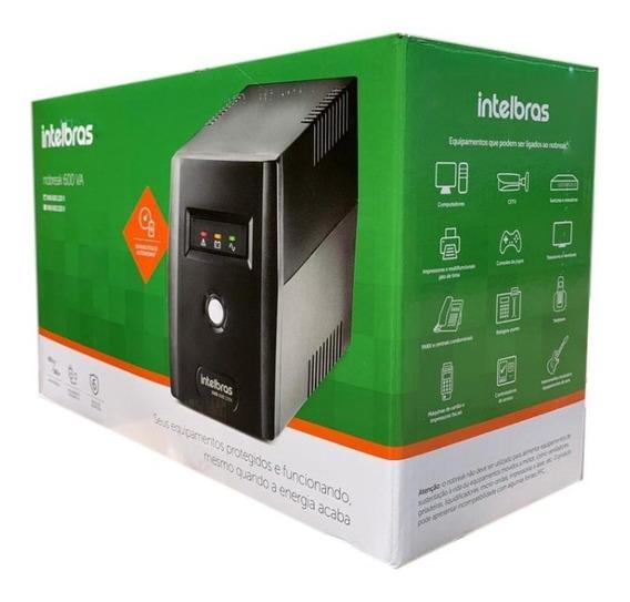 Nobreak Intelbras Xnb 600va 110v Xbox Drv Camera Computador