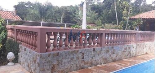 Imagem 1 de 28 de Ref 12.176 Excelente Chácara No Bairro Jardim Estância Brasil, Com 5 Dorms Sendo 2 Suítes, 9 Vagas, 170 M² Construído E 1020 M² De Terreno. - 12176