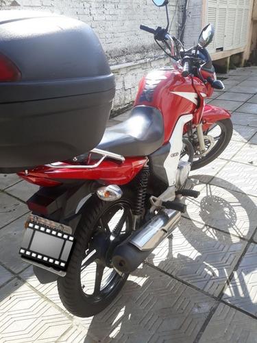 Imagem 1 de 10 de Moto Titan 150 Esd Ex 2015