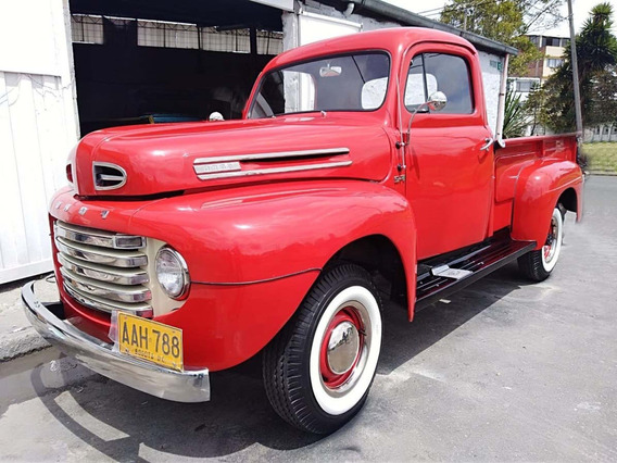 Ford F2 Pick Up 1950