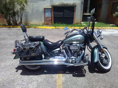 Yamaha Roadstar 1600 Cc, Excelente Estado, Vendo Por Viaje.