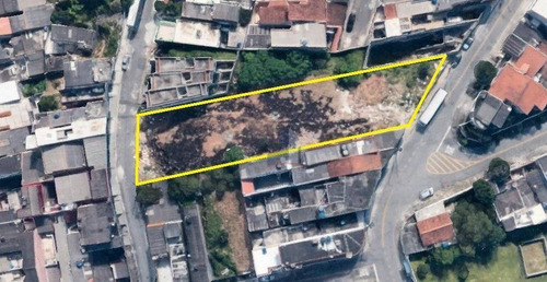 Terreno, 1660 M² - Venda Por R$ 1.500.000,00 Ou Aluguel Por R$ 3.000,00/mês - Jardim Estrela - Mauá/sp - Te0079
