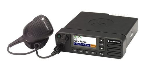 Imagen 1 de 1 de Rádio De Comunicación  Motorola Dgm8500e