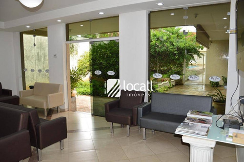 Salão Para Alugar, 716 M² Por R$ 30.000,00/mês - Jardim Vivendas - São José Do Rio Preto/sp - Sl0258