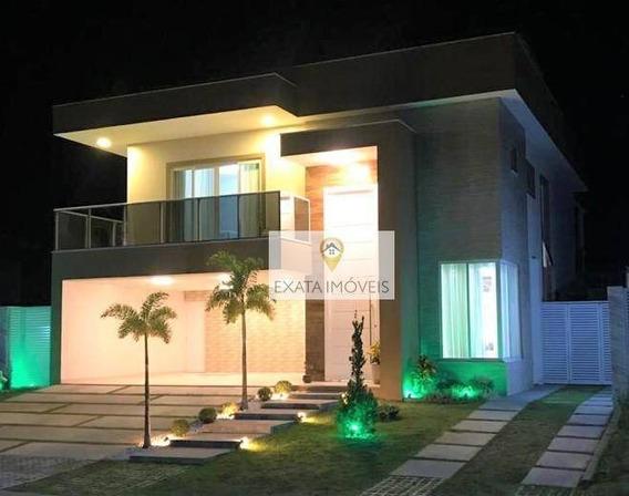Duplex Alto Padrão 4 Quartos, Viverde Ii, Rio Das Ostras! - Ca1215