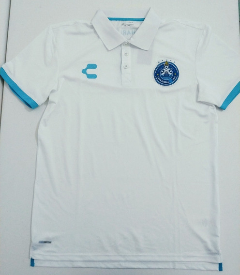 Playera Polo Club Puebla Charly Original (5007673)