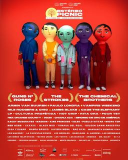 Boletas Festival Estéreo Picnic 2020