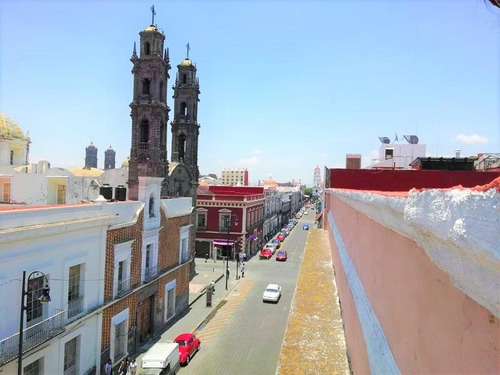 Imagen 1 de 29 de Casa En Venta En El Centro Historico Cerca Del Zocalo Puebla