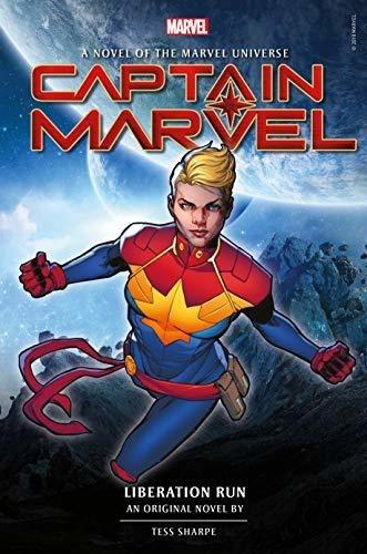 Capitan Marvel: Novela En Prosa De Liberacion
