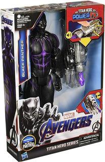 Marvel Avengers Endgame, Titan Hero Power Fx Black Panther