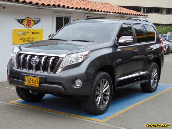 Toyota Prado Tx At 4.0