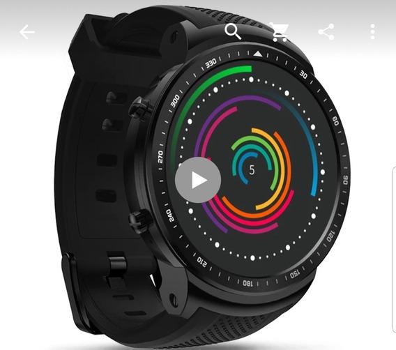 Relógio Zeblaze 3pro 3g Smarttwatch Com Diversos Mostradores