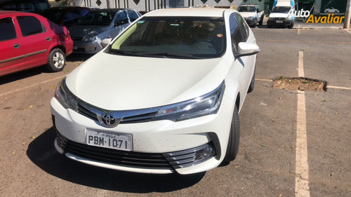Imagem 1 de 6 de  Toyota Corolla 2.0 Altis Multi-drive S (flex)
