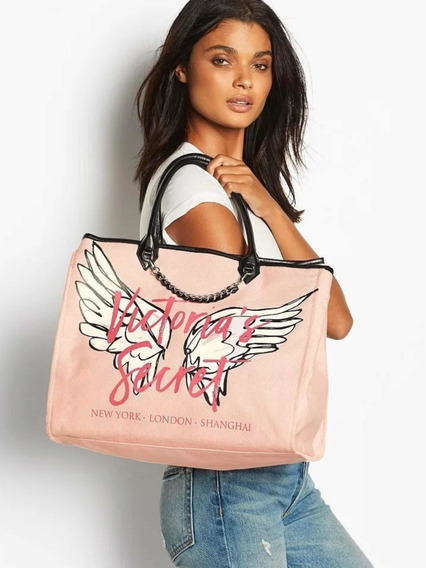 Bolso Tote Bag Cartera Victorias Secret