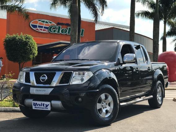 Nissan Frontier Sel 2.5 Diesel Top De Linha