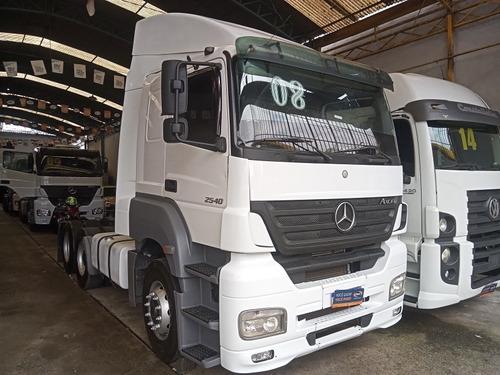 Mercedes Benz Axor 2540 6x2