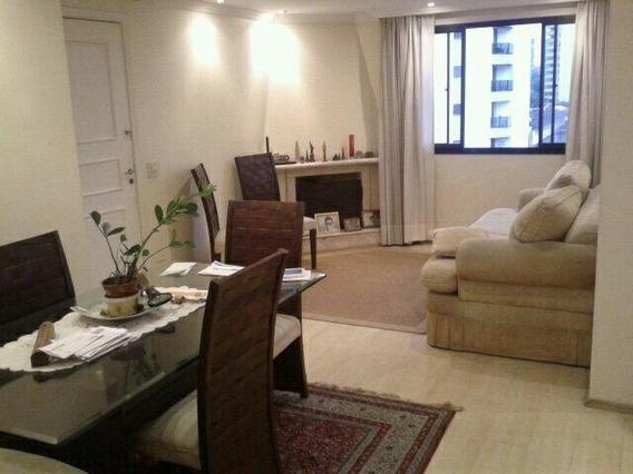 Apartamento Em Chácara Santo Antônio (zona Sul), São Paulo/sp De 117m² 3 Quartos À Venda Por R$ 901.000,00 - Ap84999