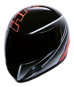 Casco Moto Integral Vertigo Hk7 Brillo. En Gravedadx