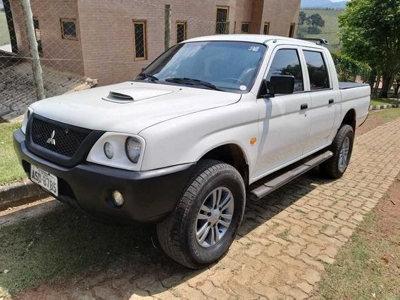 Mitsubishi L200 4x4 Gl Diesel Impecavel