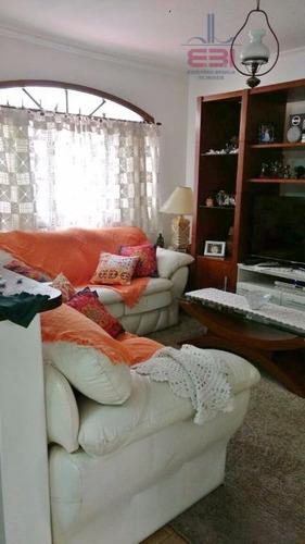 Sobrado Residencial À Venda, Tremembé, São Paulo. - So0781