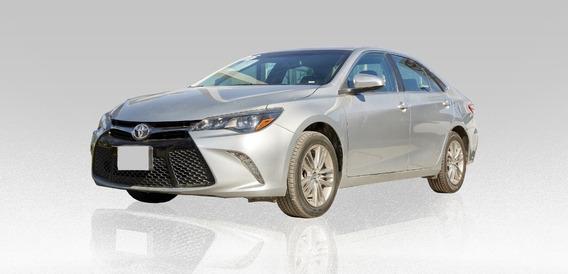 Toyota Camry Xse 3.5l 2016 Plata 4 Puertas
