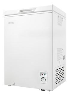 Congelador Horizontal 3.5ft Blanco 1año Garantia Ahorrador