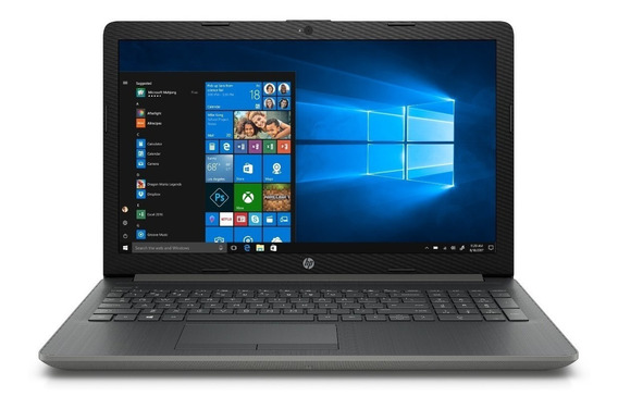 Notebook Hp Intel Core I3 15-da0057la 4gb 1tb Dvd Windows 10 Cuotas Tienda Oficial Hp