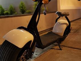 Moto Scooter Eléctrico A Batería Sport-1 (nuevo)