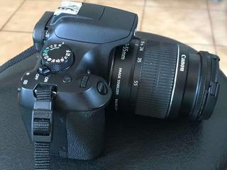 Cámara Fotográfica Canon T6 Usada