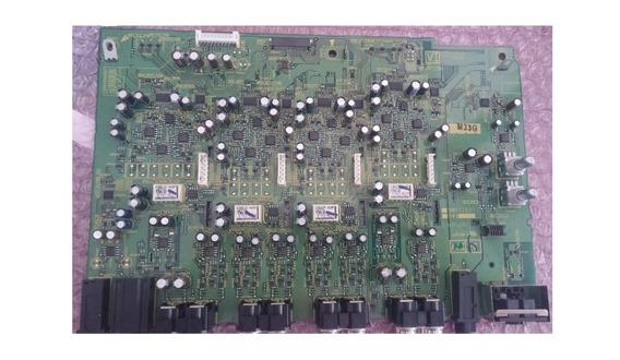 Placa Entrada De Audio Pioneer Djm 900 Nexus Dwx3193