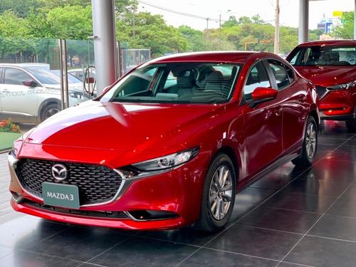 Imagen 1 de 14 de Mazda 3 Touring Mt Rojo Cuero  | 2022