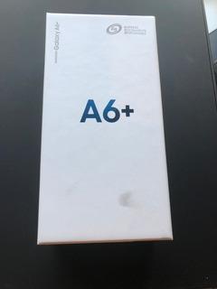 Samsung Galaxy A6+ 32gb Negro