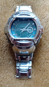 Casio G-shock Cockpit Worldtime Watch G-520d-3av