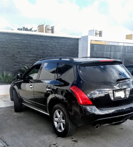 Nissan Murano Sl Ee Aa Piel Qc 2wd At 2008