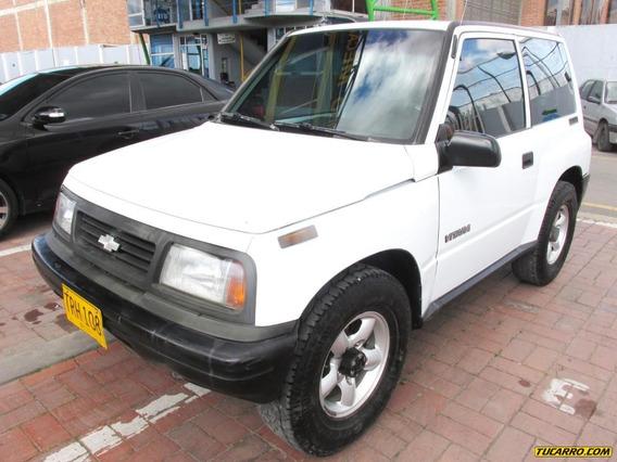 Chevrolet Vitara Clasico