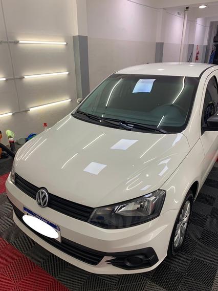 Volkswagen Gol G7 2017, Blanco