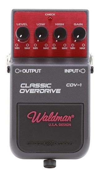 Pedal De Guitarra Waldman Classic Overdrive Cov-1