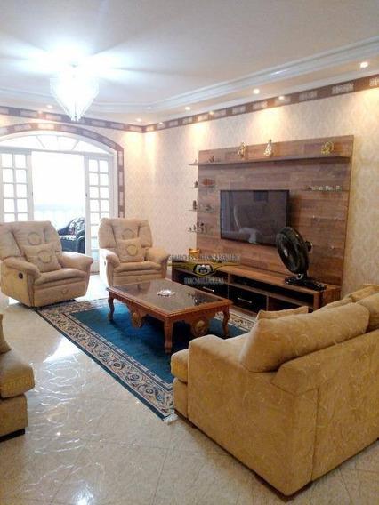 Sobrado Com 3 Dormitórios À Venda, 500 M² Por R$ 2.000.000,00 - Vila Formosa - São Paulo/sp - So1046