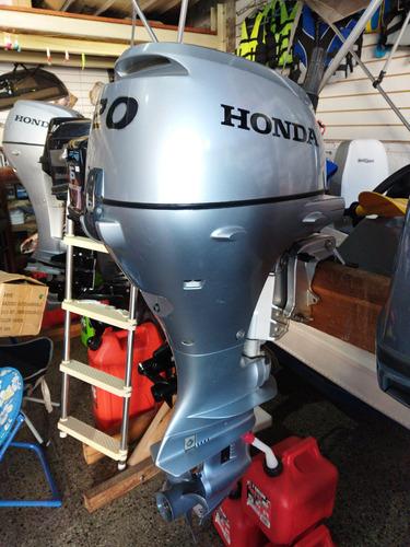 Motor Honda 20 Hp Arranque Electrico Excelente Estado