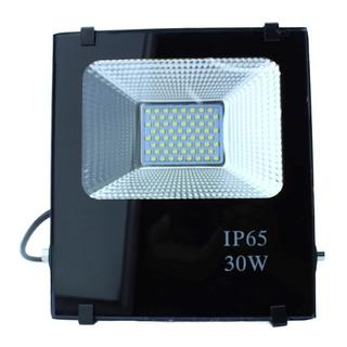 Reflector Led 30w 24v Cd Para Proyectos De Panel Solar